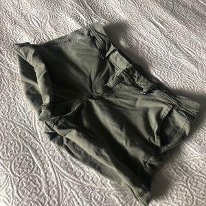 Size 12, American Eagle Super Stretch X Shorts